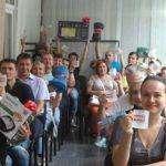 Розыгрыш посуды Luminarc и бутербродниц 17.10.16. Фотоотчет!